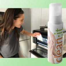 clean:it 2in1 Antibacterial Cleaner