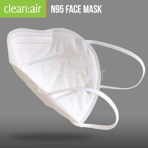 clean:air N95 Face Masks